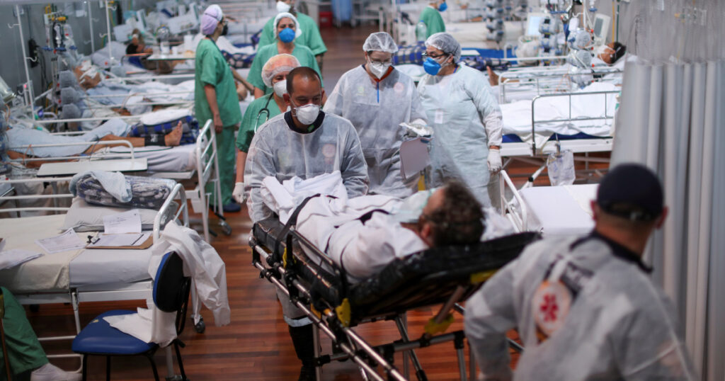 'Out of control': Brazil's COVID surge sparks regional fears | Coronavirus pandemic News