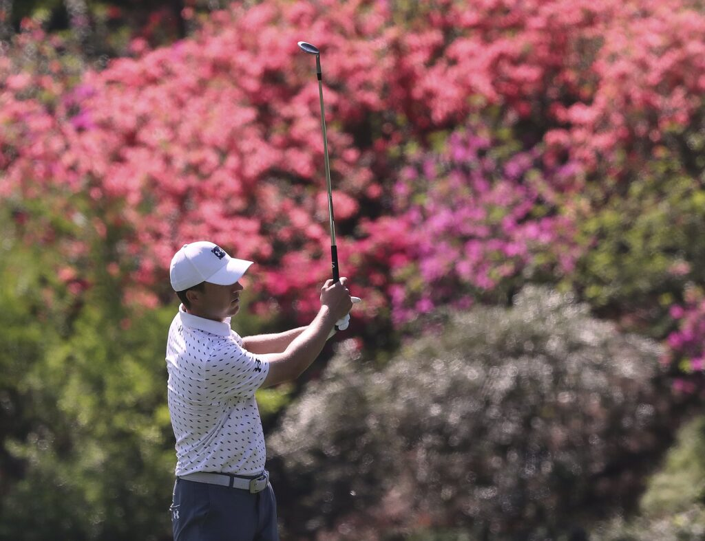 Augusta National plays through debate over Ga voting law