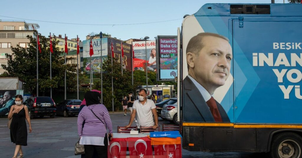 Erdogan says Turkey 'determined' to cut interest rates   Business and Economy News