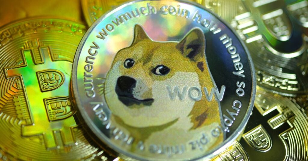 High day: Dogecoin is smoking on #DogeDay   Business and Economy News