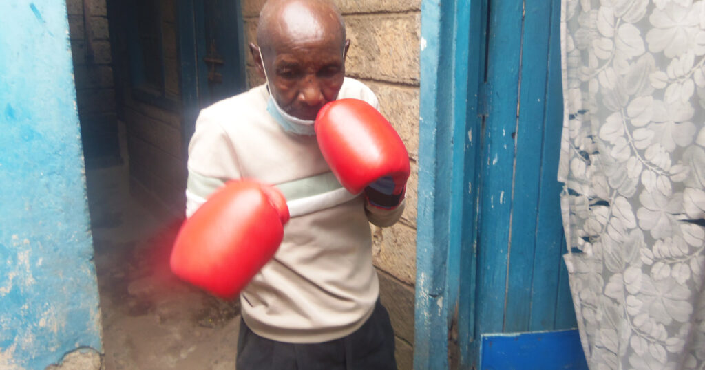 Lost bout: Kenyan boxers' struggle with depression and poverty   Boxing News