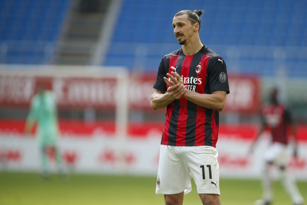 UEFA investigates Ibrahimovic over links to gambling company