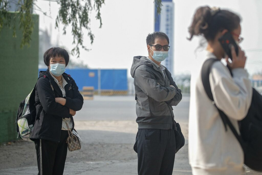 2 on trial as China enforces online control amid pandemic