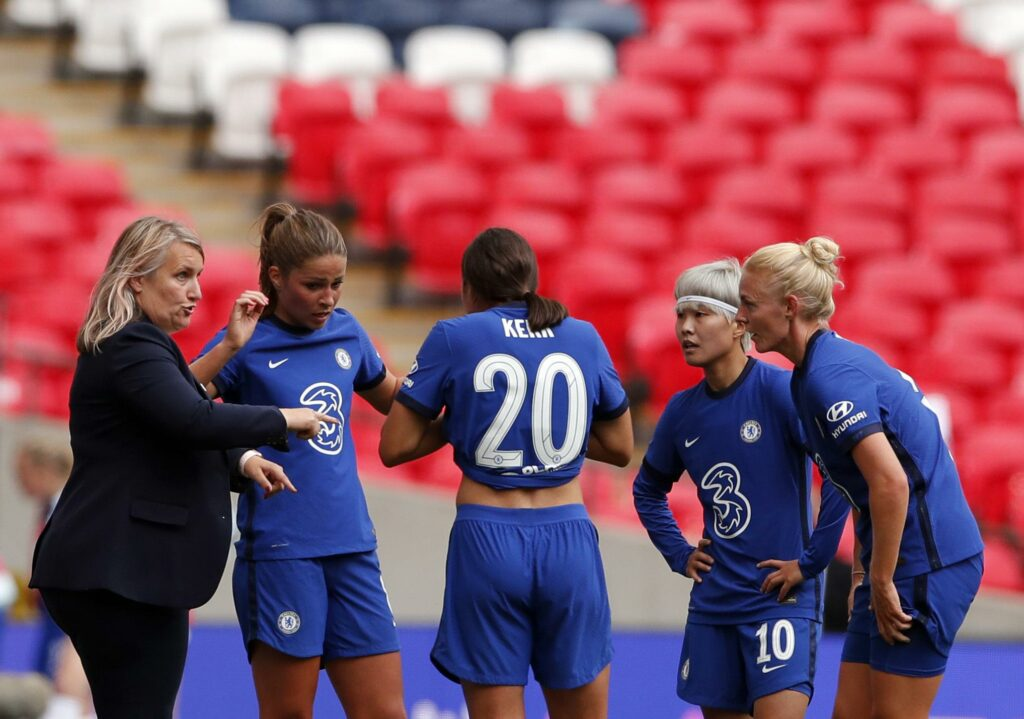 Chelsea hosts Bayern, PSG at Barça in WCL semifinals