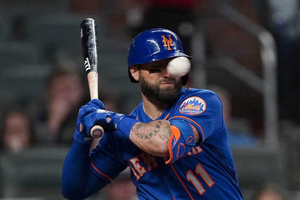 Mets' Pillar has multiple nasal fractures after hit by pitch