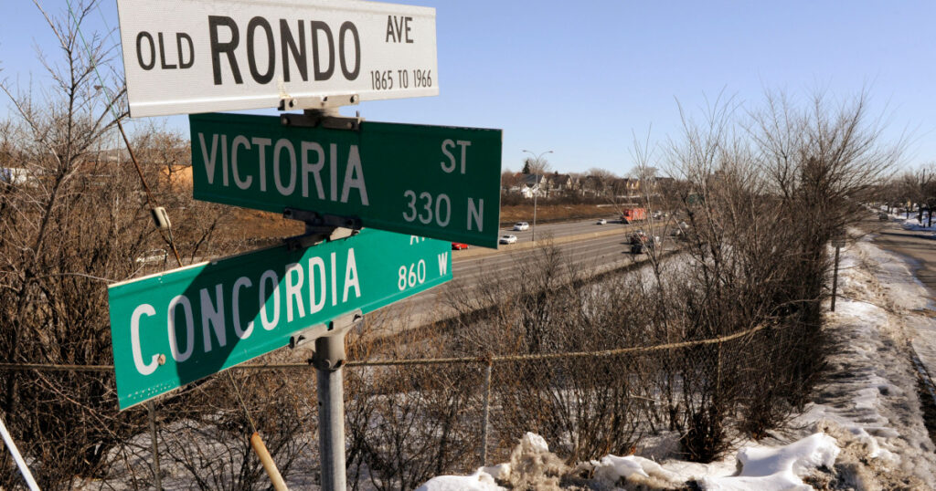 Minnesota's racial divide: Will land bridge right Rondo's wrongs?   Infrastructure News