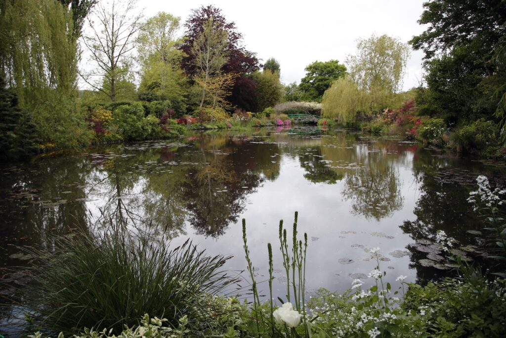 Monet's gardens reopening, a picture-perfect pandemic tonic