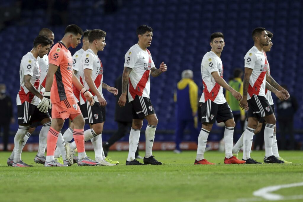 River Plate without goalkeepers for Copa Libertadores match
