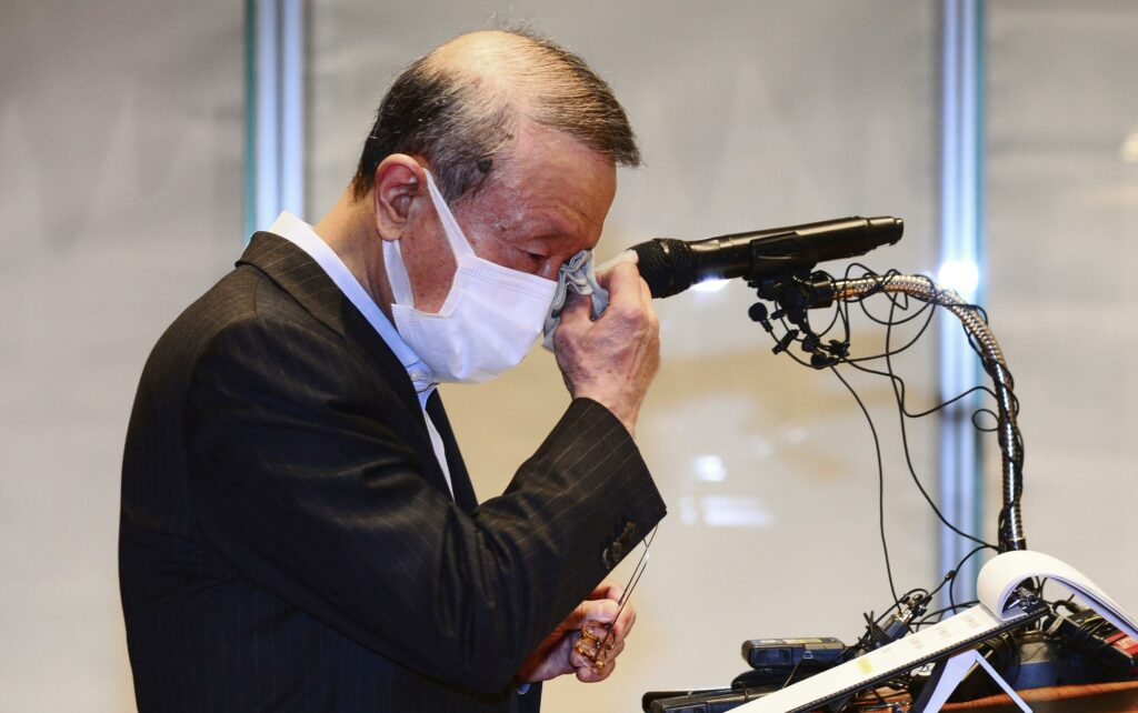 SKorea dairy company CEO resigns over virus research scandal