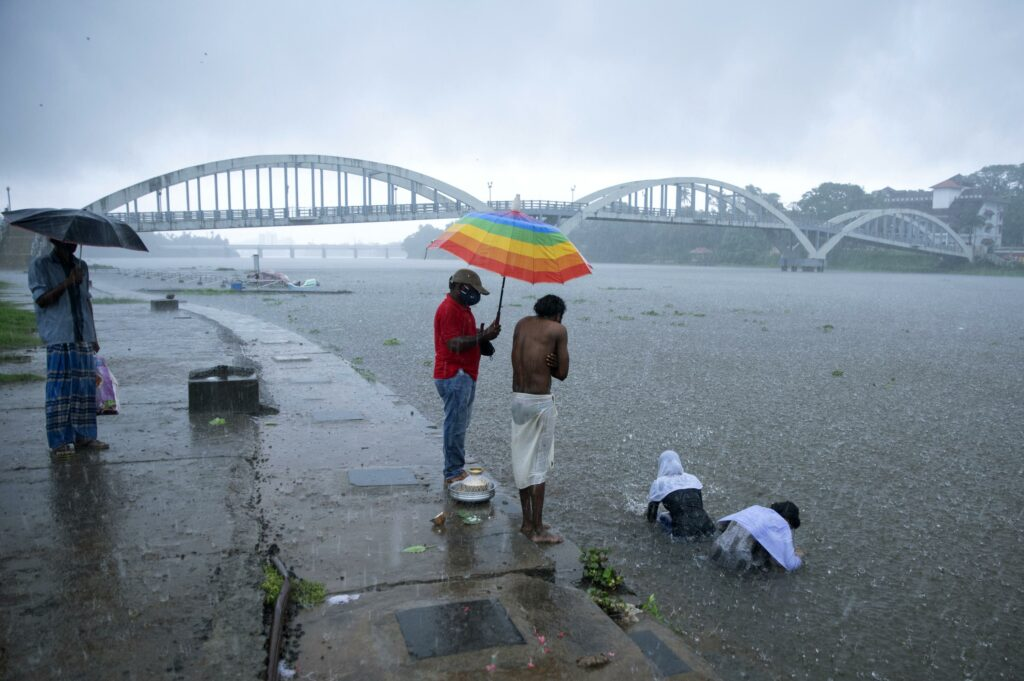 Severe cyclone heading toward southern India; 4 dead