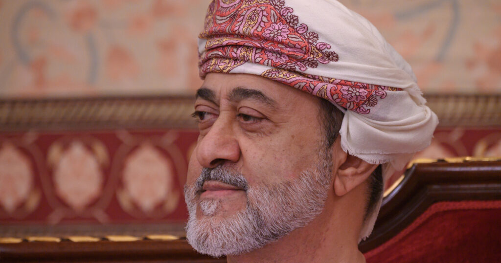 'Controlling the situation': Oman leader quickly quells protests   Business and Economy News