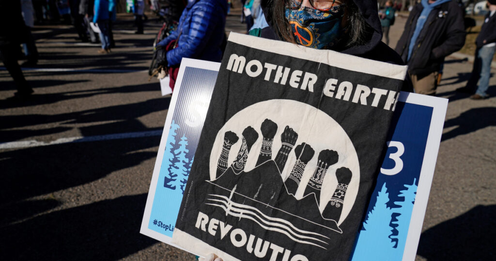 Activists and tribal groups prepare Minnesota pipeline protests   Business and Economy News
