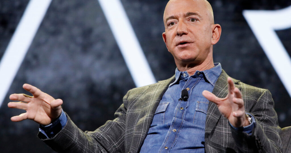 Bezos in space: Amazon CEO, brother claim seats on first flight | Science and Technology News