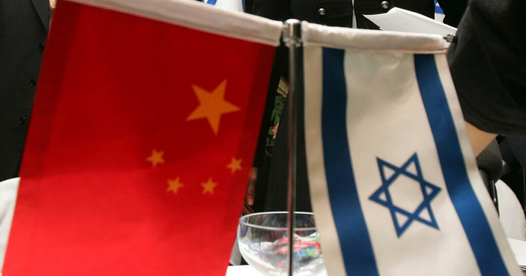 China's ties with Israel are tested by Gaza, but not sorely   Business and Economy News