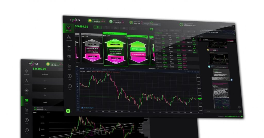 Crypto Derivatives Firm Hxro Raises $15M From Macro Hedge Fund Commonwealth