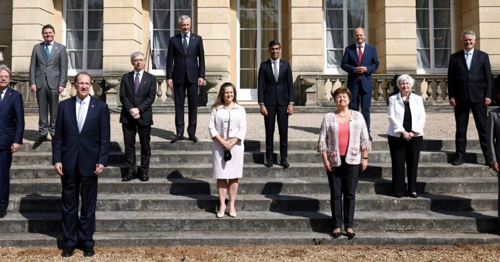 G7 nations reach historic deal to tax multinational corporations | Business and Economy News