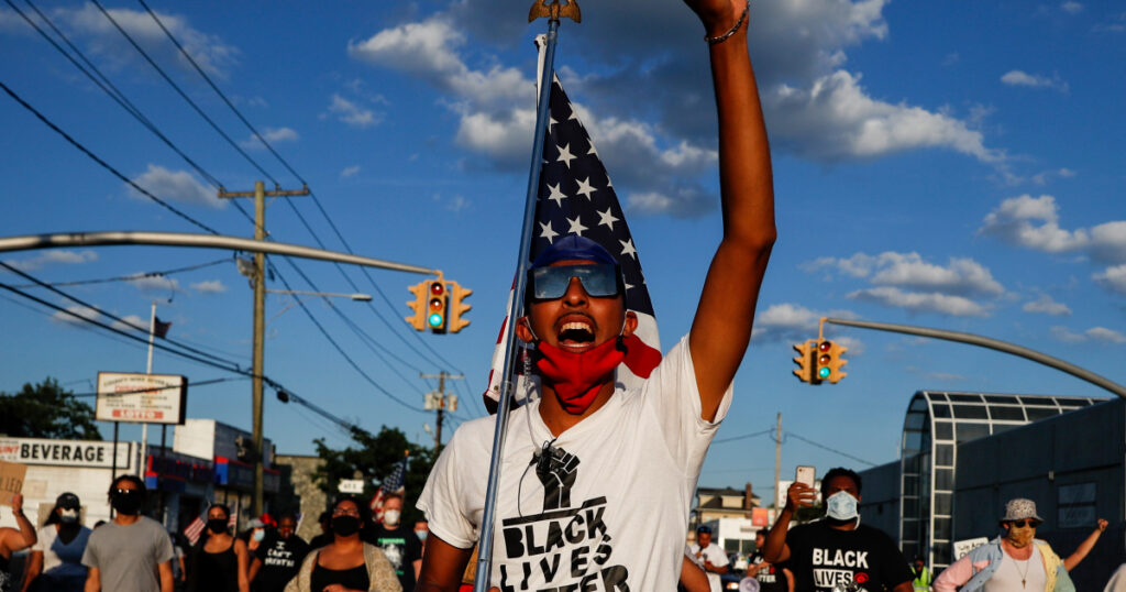 Red Black & Green New Deal: Climate agenda for Black Lives Matter   Black Lives Matter News