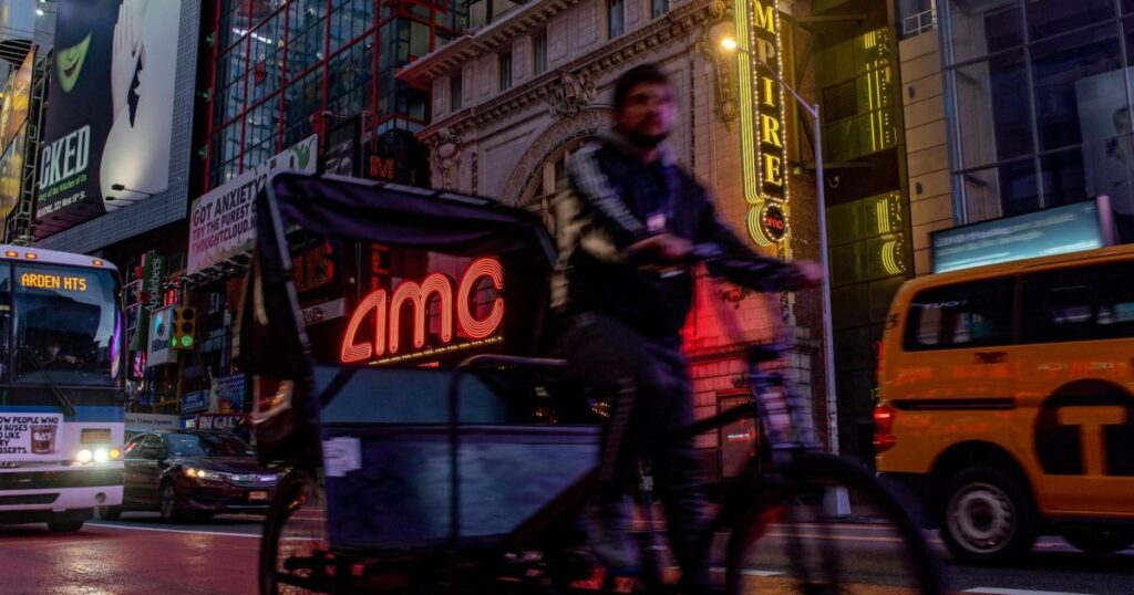 Some Wall Street traders are betting against another AMC rally | Business and Economy News