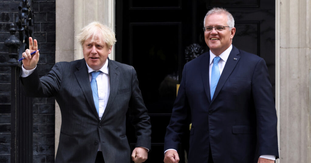 UK and Australia agree first post-Brexit free trade deal | International Trade News