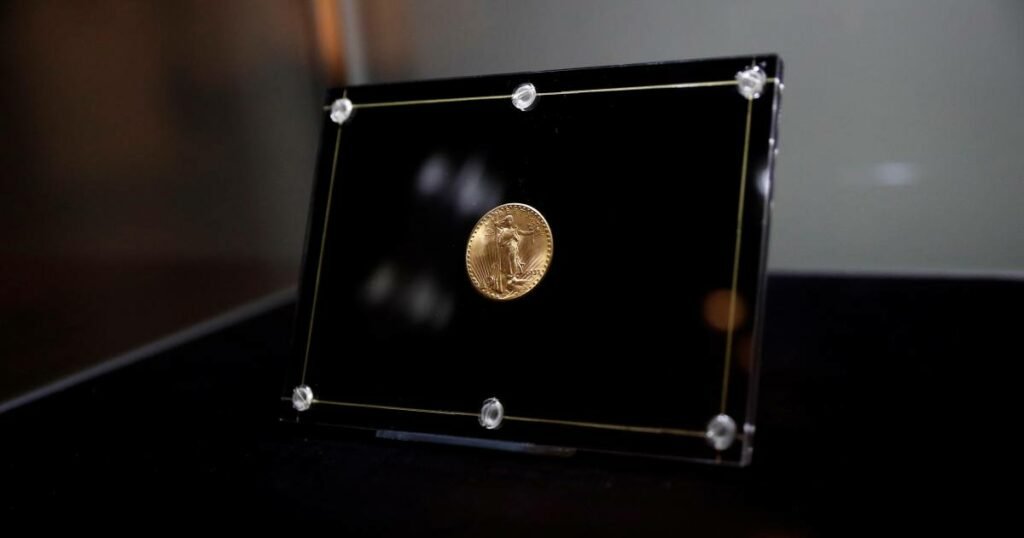 US Double Eagle gold coin sells for record-smashing $18.9M | Arts and Culture News