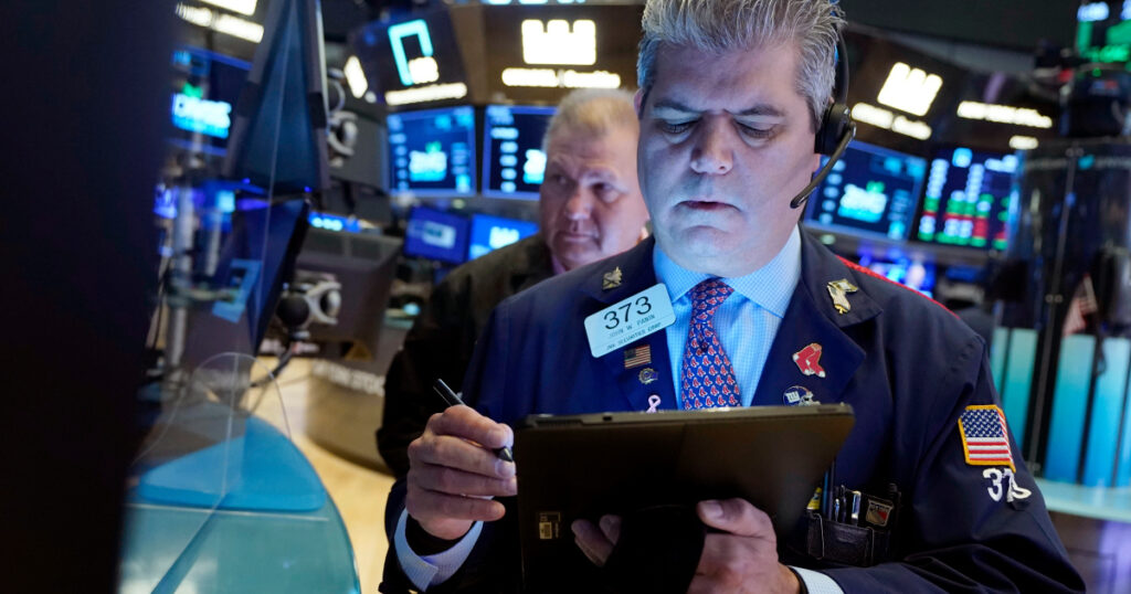 Dow closes above 35,000 as US stocks rebound from jitters | Business and Economy News
