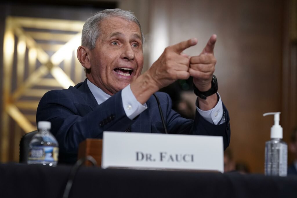 Fauci, Paul clash on virus origins, trade charges of lying