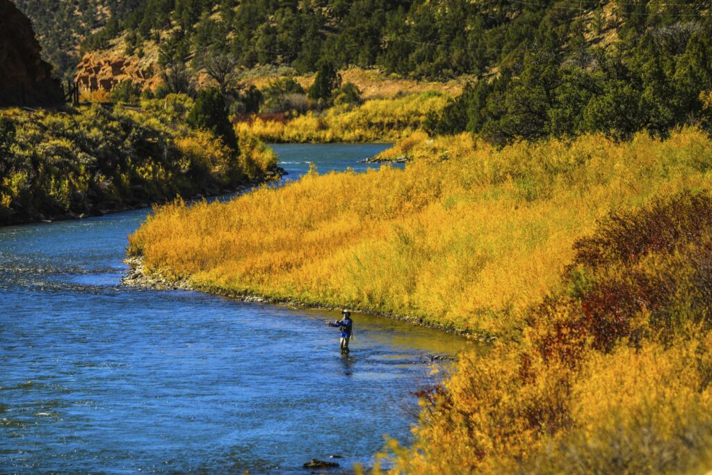Some drought-imposed fishing limits lifted on Colorado River
