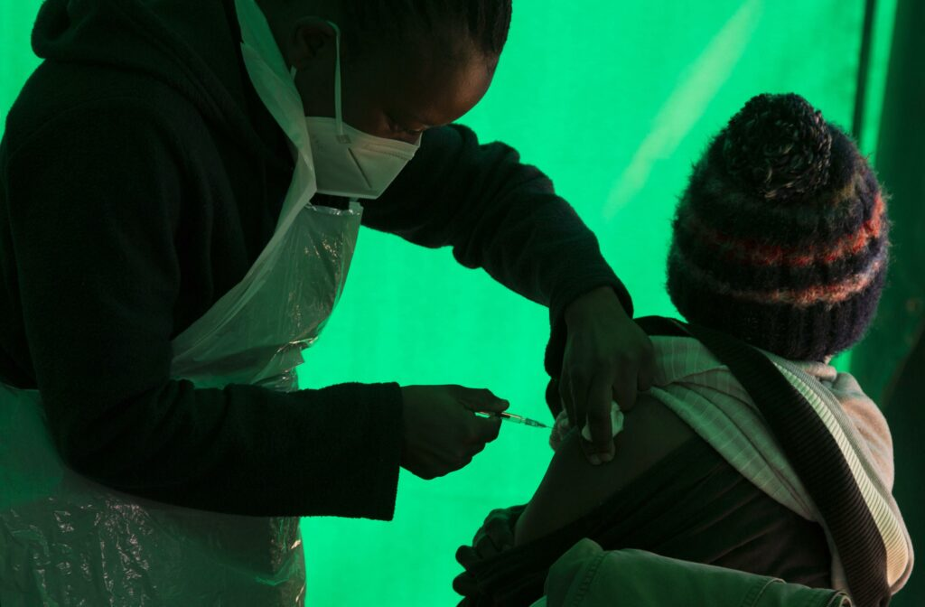 South African firm to make Pfizer vaccine, first in Africa