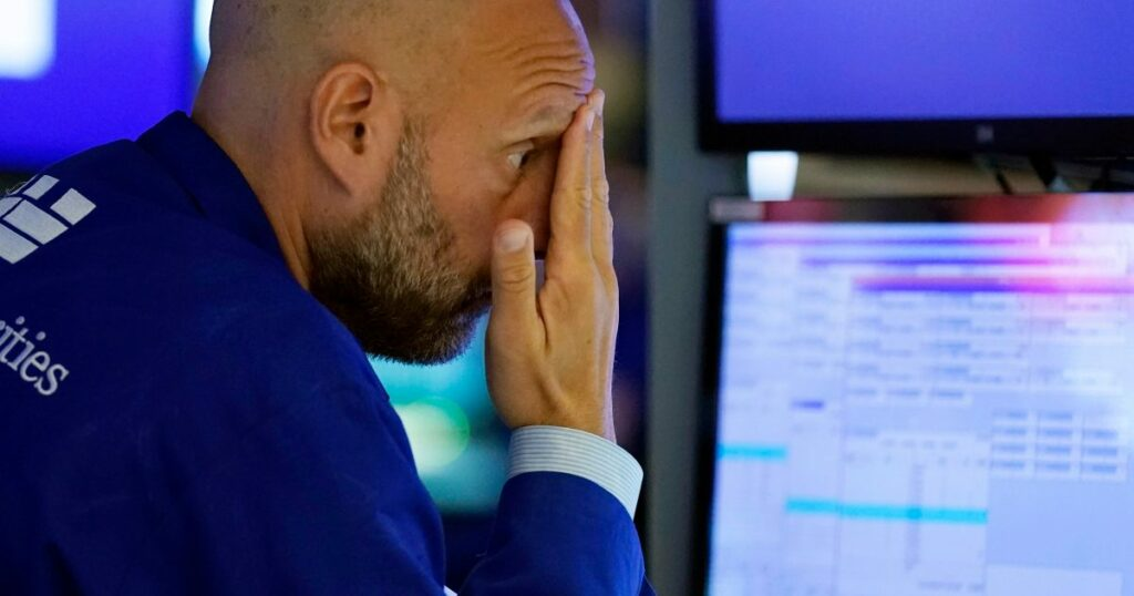 Wall Street ends sharply lower as Delta variant spooks investors   Business and Economy News