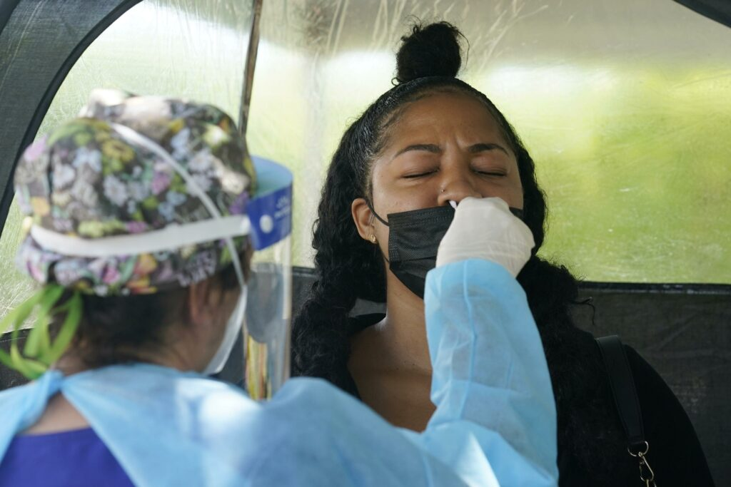 'We are in crisis mode,' as virus cases surge