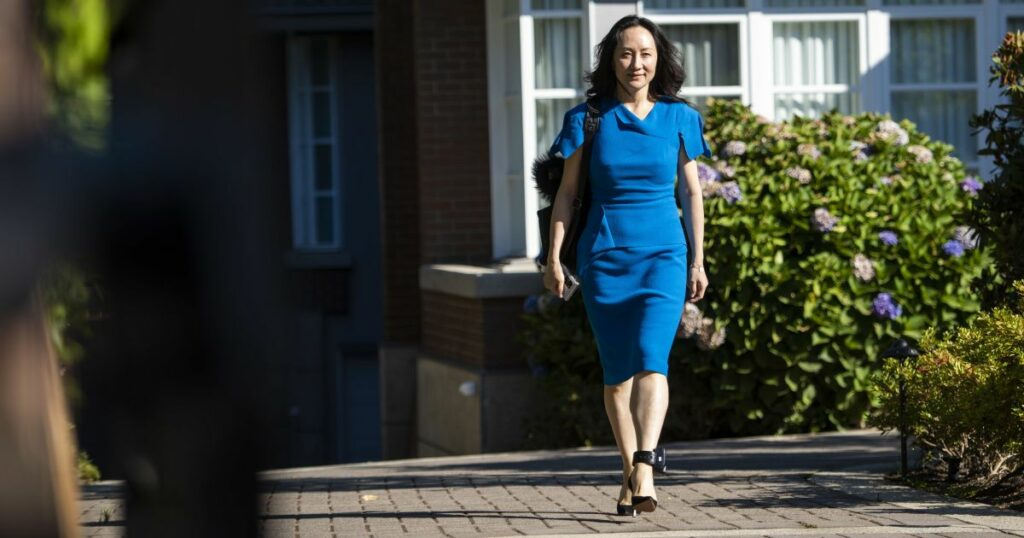 Huawei CFO fights extradition as Beijing raises pressure   Business and Economy News