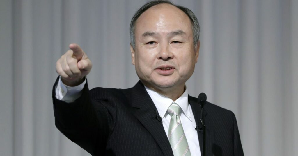 Profits at SoftBank's Vision Fund impacted by China crackdown | Business and Economy News