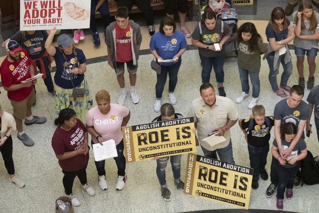The language, reach of new Texas abortion law